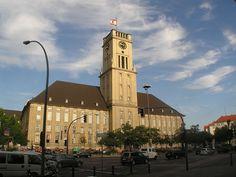 Berlin, Rathaus Schöneberg
