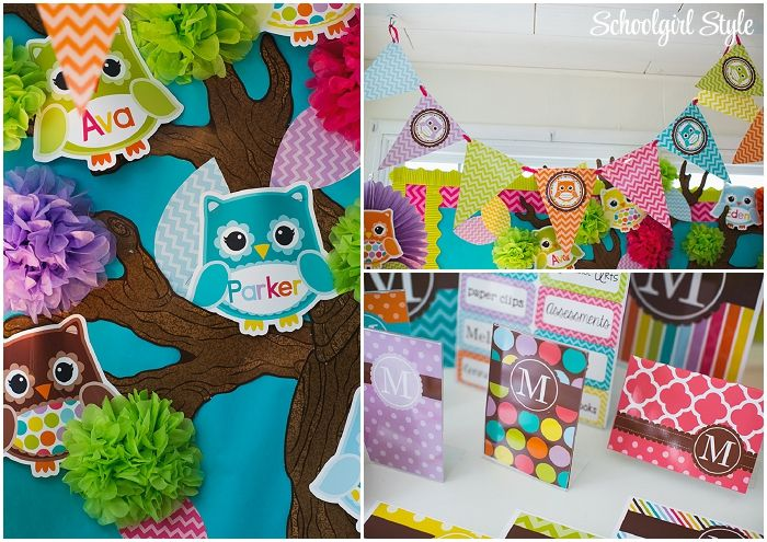 Cute Owl Classroom Decorations ~ Best images about classroom theme ideas on pinterest