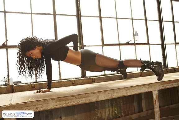 Ciara's body