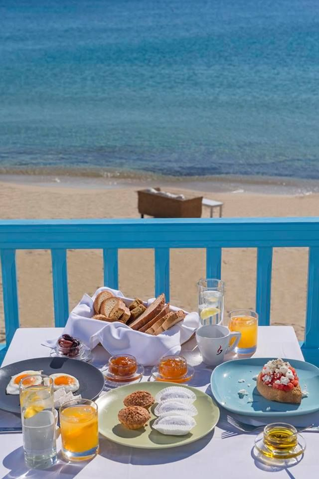 We are starting your day with traditional #Greek #breakfast!