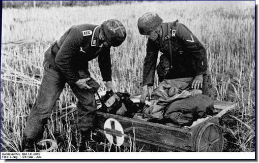 Fallschirm medics Crete 1941