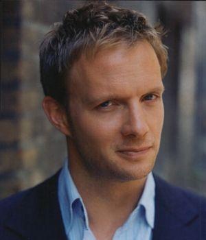 Rupert Penry Jones of MI5. I do love that show!