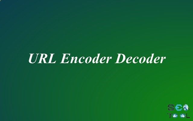 URL Encoder / Decoder It encodes some of the characters in URL by replacing them with one or more character followed by hexadecimal digits. seonewtool.com/... For all new SEO strategies….. Log on to our site seonewtool.com #seo #seotips #wordpress #google #website #searchengine #ecommerce #keywords #buisness #backlinks #ranking #linkbuilding