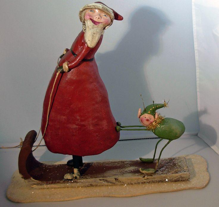 109 best paper mache images on pinterest christmas ideas for Paper mache christmas