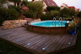 piscine hors sol bois - Recherche Google