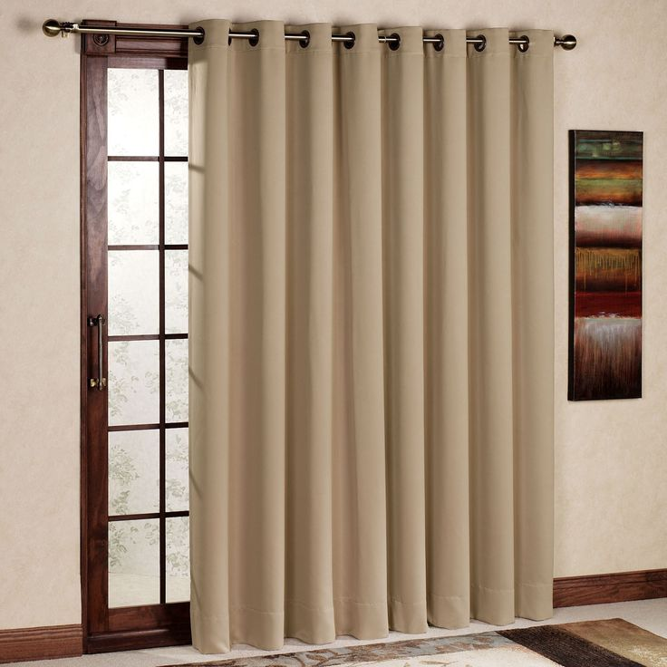 Best 25+ Patio door curtains ideas on Pinterest | Sliding ...