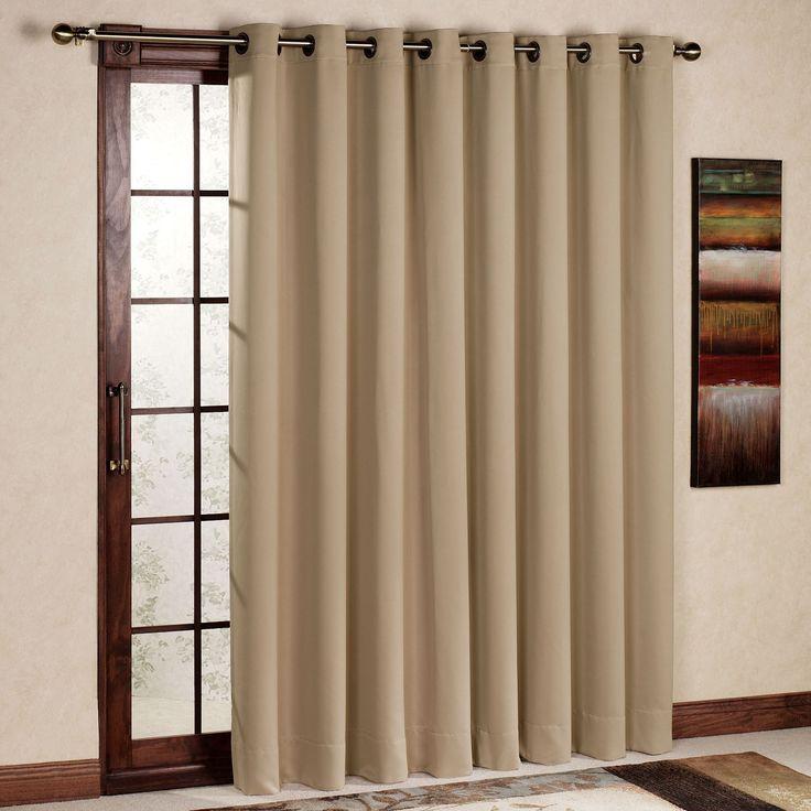 Best 25+ Patio door curtains ideas on Pinterest | Sliding ...