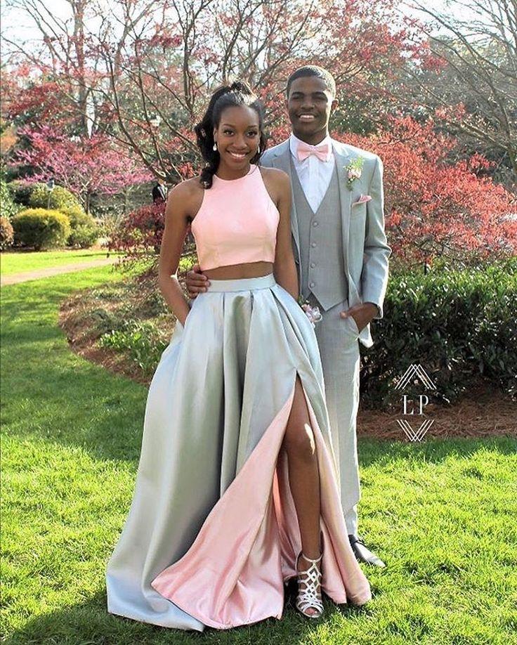 Pastel Haze🌸    From Prom to #BellaNaijabridesmaids and groomsmen outfit inspiration!  📸: @laceandpearlsboudoir  #BellaNaijaWeddings