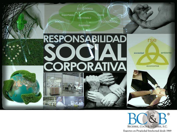 TODO SOBRE PATENTES Y MARCAS. ¿Qué es una empresa socialmente responsable? Una Empresa Socialmente Responsable (ESR) es toda aquella compañía que tienen una contribución activa y voluntaria para mejorar el entorno social, económico y ambiental, con el objetivo de optimizar su situación competitiva y su valor añadido. En Becerril, Coca & Becerril, participamos en actividades para ayudar a distintas comunidades. http://www.bcb.com.mx/