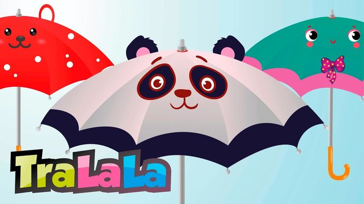 Ploaia - Cântece pentru copii | TraLaLa