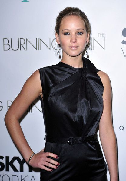 "Jennifer Lawrence Photo - ""The Burning Plain"" New York Premiere - Inside Arrivals"