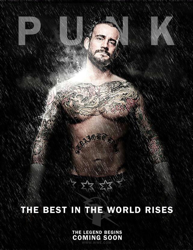 CM Punk!!