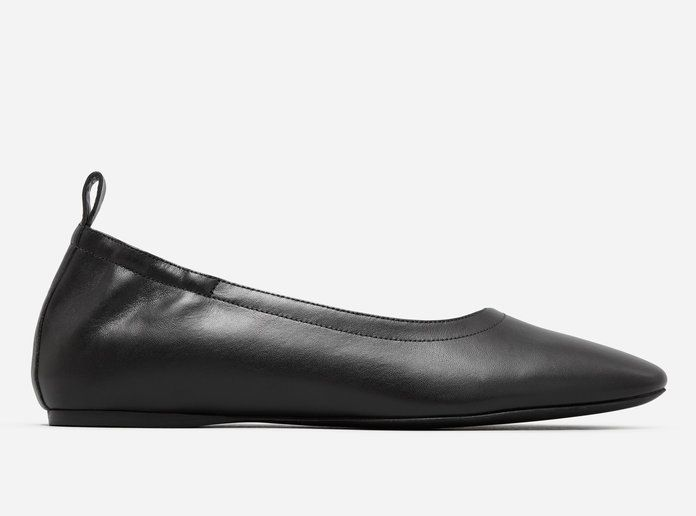 Everlane Debuts Ballet Flats and Mules For Less Than $130 | InStyle.com