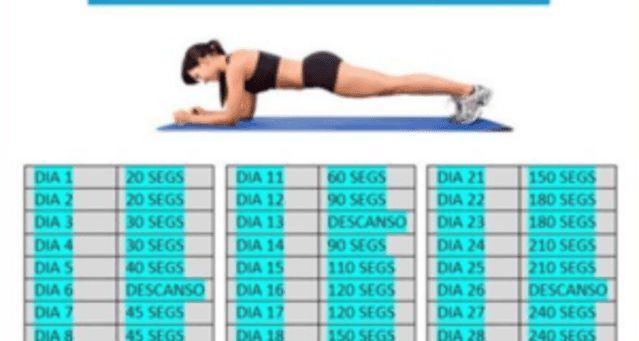 Este ejercicio es más poderoso que 1000 abdominales: ¡Toma 60 segundos al día y sólo en un mes tendrás un vientre plano! – ideas con mucho estilo