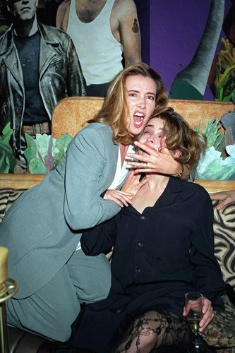 Emma Thompson & Helena Bonham Carter
