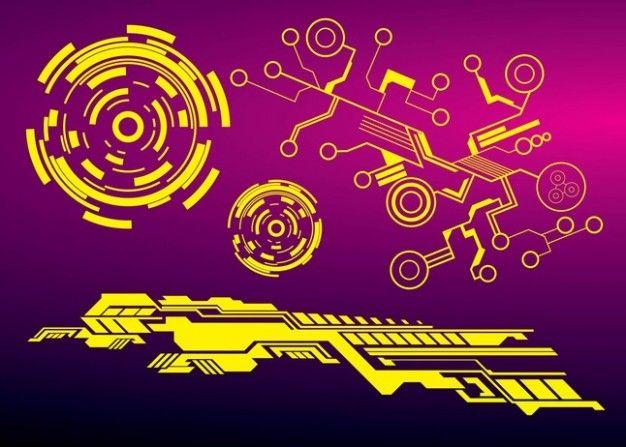 tecnologia de gráficos vetoriais
