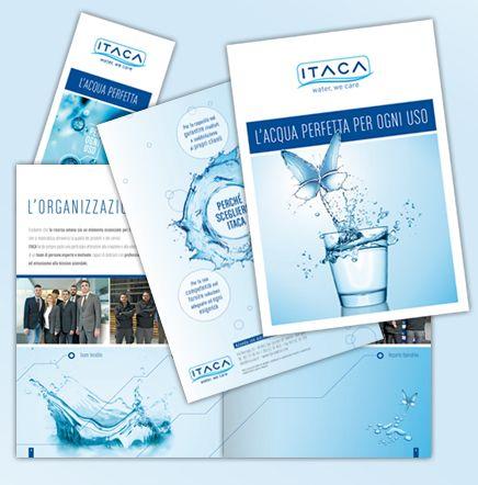 Company profile about ITACA, leader in water treatment. see more on www.tecnostudi-comunicazione.it