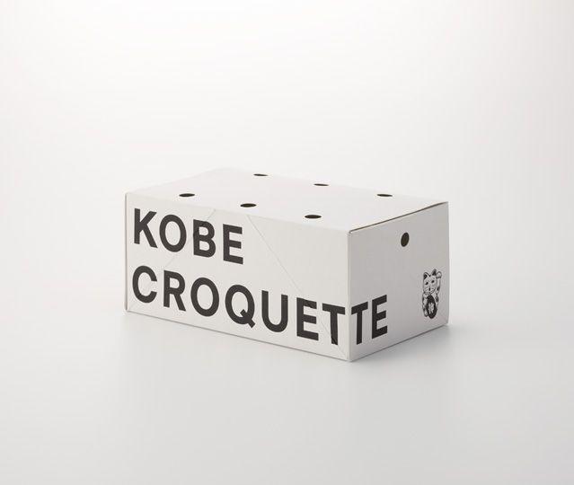 KOBE CROQUETTE — Taku Satoh Design Office
