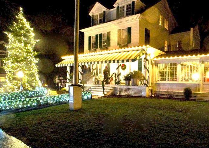 c/o The Maidstone Christmas tree lighting