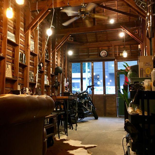 部屋全体 プロジェクタースクリーン ガレージ Diy 倉庫カフェ などの