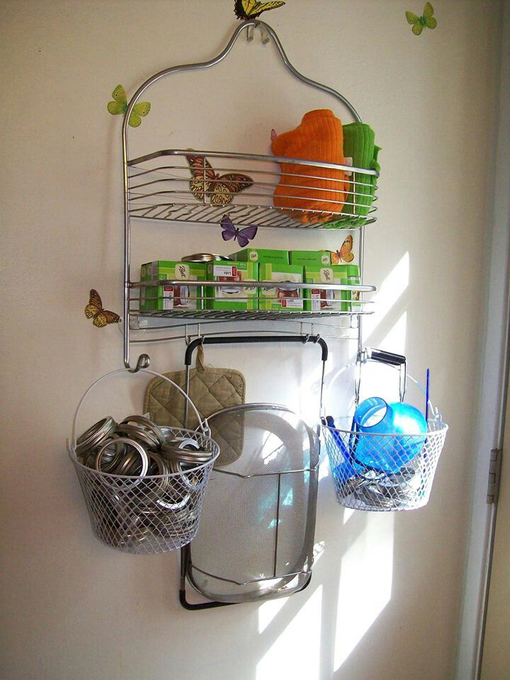 Canning center-Shower caddy