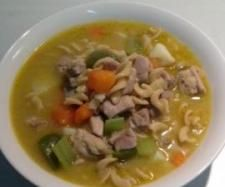 Chicken and vegetable hearty soup | Official Thermomix Recipe Community