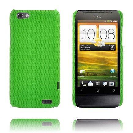 Supreme (Vihreä) HTC One V Suojakuori