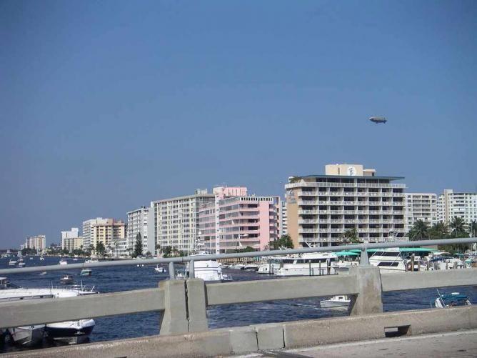 Pompano Beach, Florida | © Friejose/WikiCommons