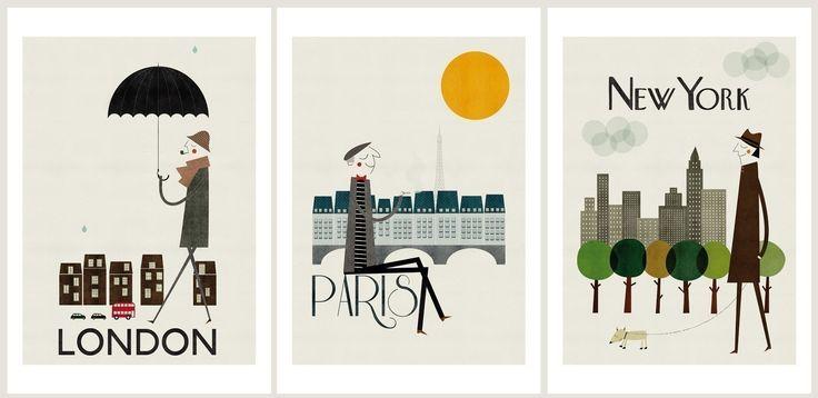 Lovely prints Blanca Gomez