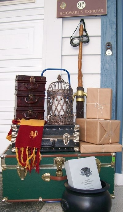Harry Potter party decoration