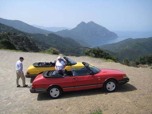 SAAB 900I Convertible For Sale (1991)