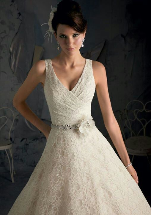 Mori Lee Blu Wedding Dresses