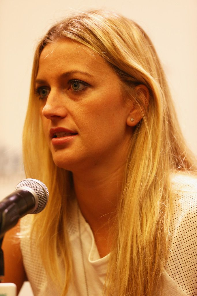 Petra Kvitova Photos: BNP Paribas WTA Finals: Singapore 2015 - Previews