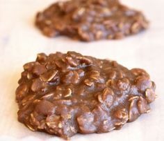 Weed - Wake-N-No-Bake Chocolate Peanut Butter Canna Cookies