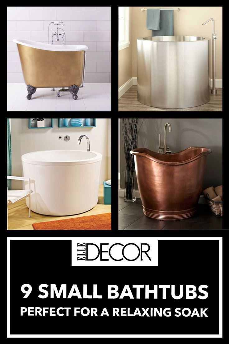 Best 25+ Small Soaking Tub ideas on Pinterest