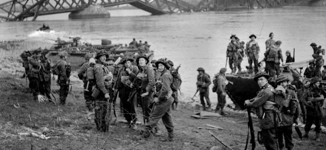 A Brief History of the British Commandos