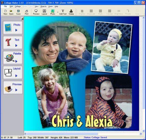 Crear collages fácilmente con Picture Collage Maker - GrupoGeek