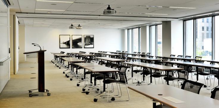 Training Room Facility Houston