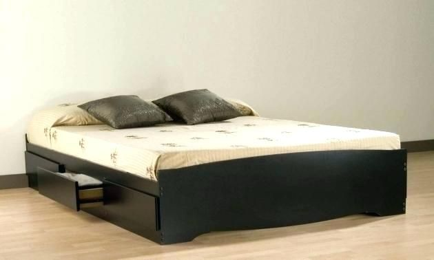 Modern Bed Without Headboard Ideas Awesome Bed Without Headboard