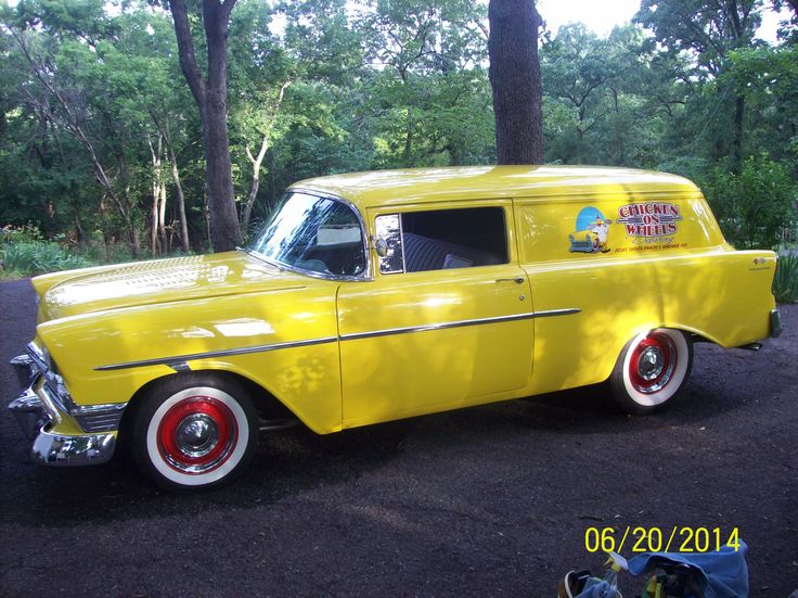 Best Chevy Sedan Delivery Plus A Few Others Images On