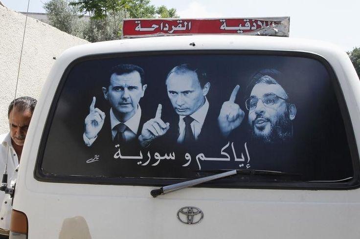 Tropas rusas se unen a los combates en Siria, dicen fuentes