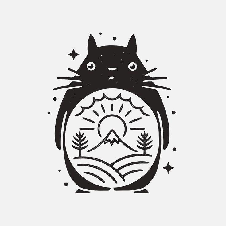 Totoro ♥