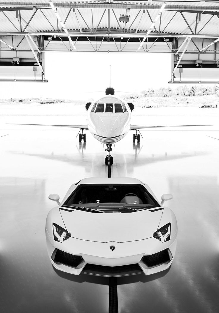 """Lamborghini Aventador To Match Your Jet""  ""YACHT Will Be Of The Same Design and Look?"" ... ""CLASS With Matching Icons"""