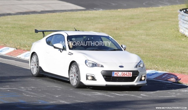 2014 Subaru BRZ STI Spy Shots, Gallery 1 - MotorAuthority