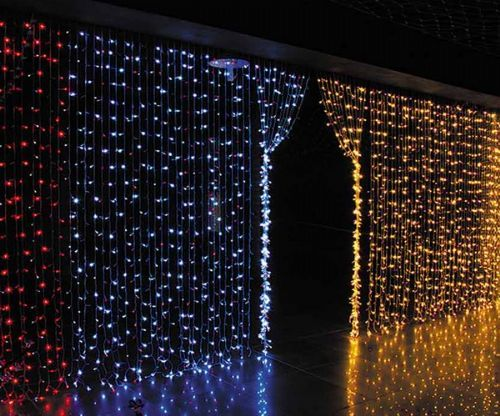 Indoor LED Curtain Light