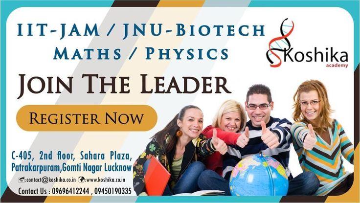 Best institute for iitjam jnubiotech maths
