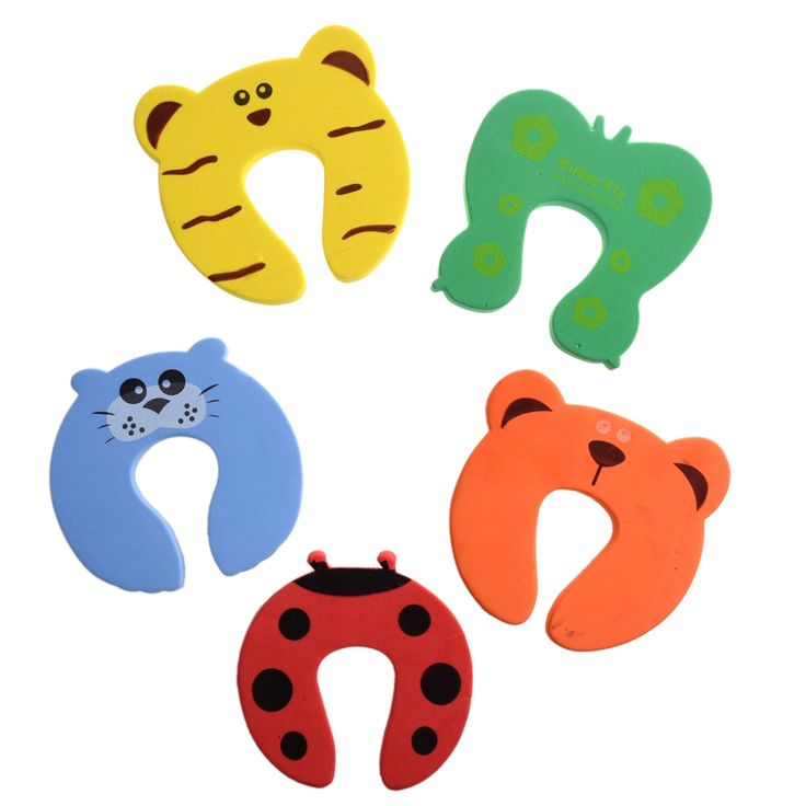 >> Click to Buy << ABWE Best Sale 5x Baby Kids Door Jammer Finger Pinch Guard Child Toddler Infant Safety Protector Stopper Cute Animal Designs #Affiliate