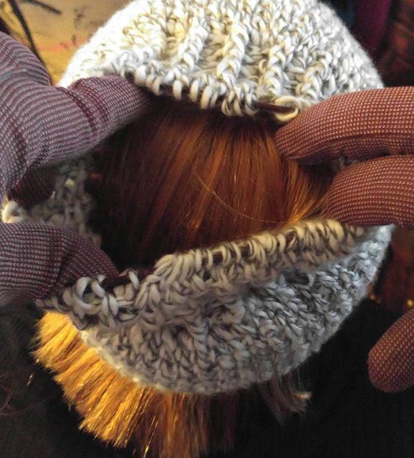 Die 708 besten Bilder zu Crochet - Luvas, gorros, pantufas. auf ...