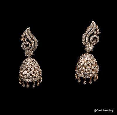 Diamond Jhumka