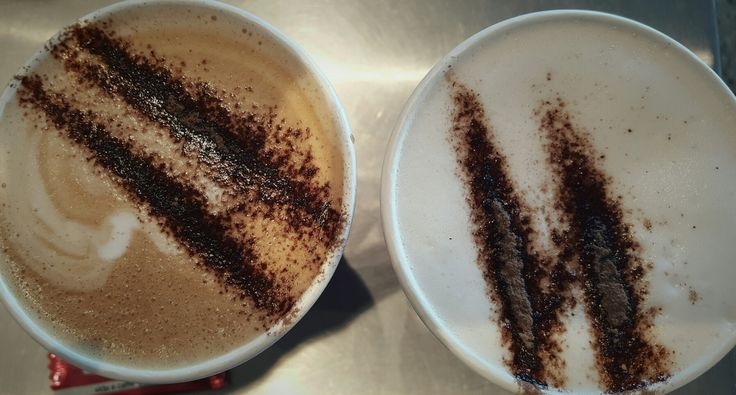 In the mood for Cuppuchino or Late? @ Vida e Caffe